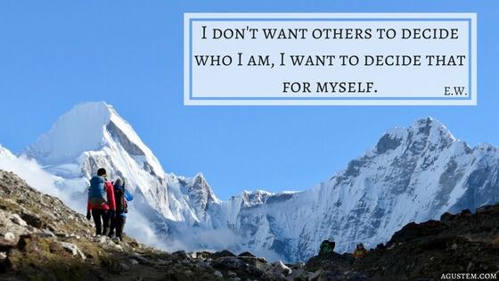 Vous n'êtes pas à la hauteur pour les autres… et c'est tant mieux !