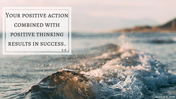 Quel est l'impact de nos pensées sur nos résultats?